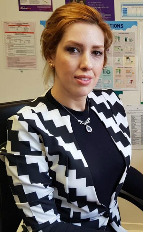 Dr Rachel Hesari